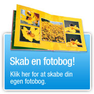 Klik her for at starte på din fotobog!